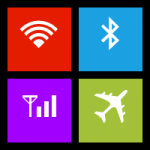 ConnectivityShortcuts: all the WP7 settings in one tap