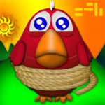 Tangled Birds: free cute birds on WP7